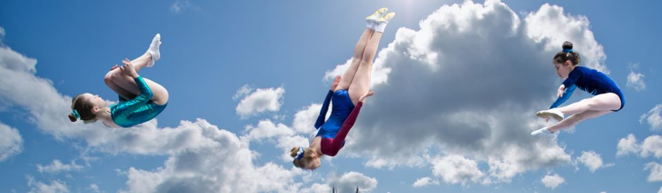 National Trampoline Finals 2019